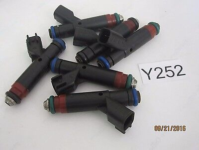 6 QTY Fuel Injector For Mercury Sable 3.0L BV6 2000-2005 822-11155 YF1E-F4A
