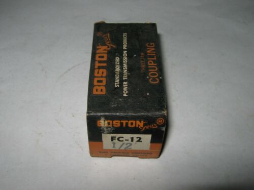 Boston Gear FC-12 1/2 Shaft Coupler Body, New