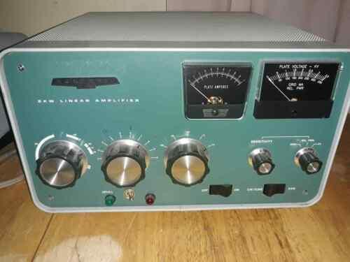Heathkit SB220 2KW Amplifier