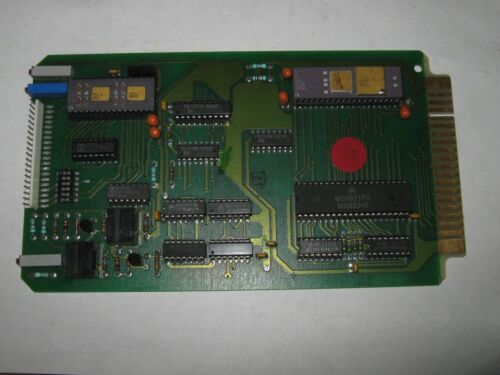 Liebert G12-3060 Rev. B Circuit Board, Excellent