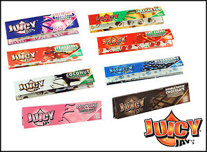 Choose Flavour Juicy Jays King Size Flavoured Rolling Papers