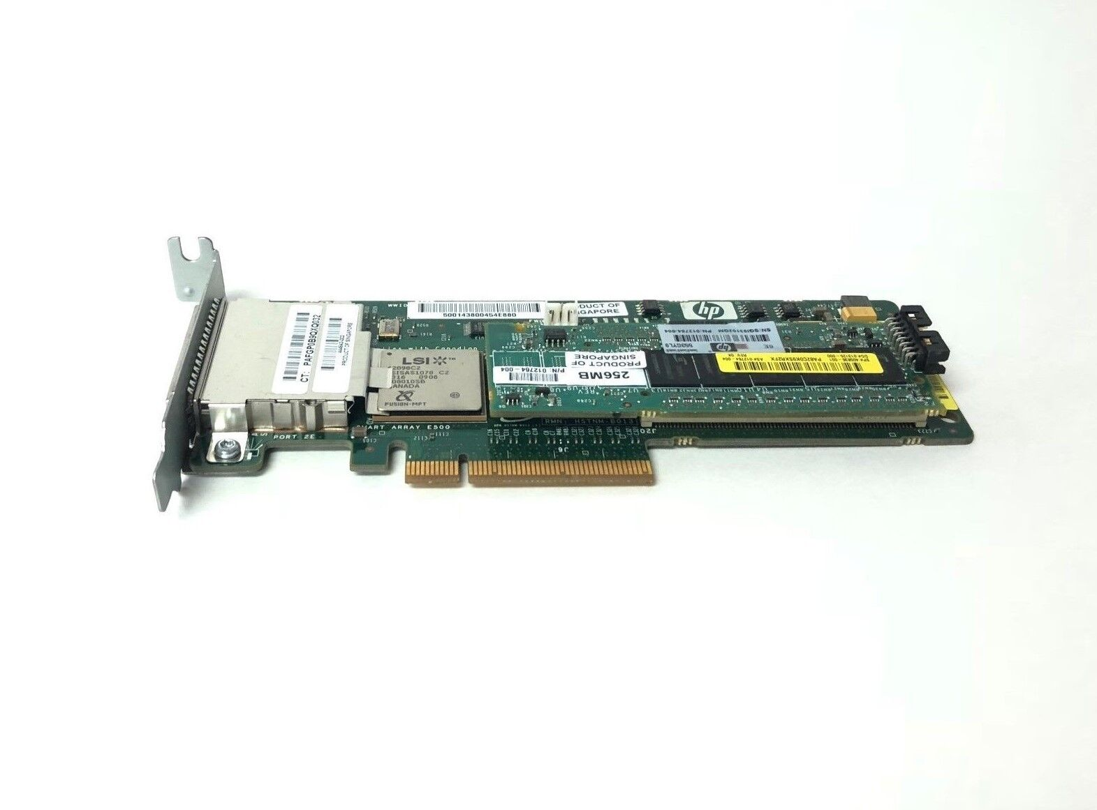 610673-003 HP Smart Array P420 Controller 633538-001 Low Profile No Cache