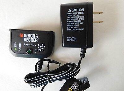 Black & Decker 90592360-01 9.6v 12v 14.4v 18v NiCad Slide Pa