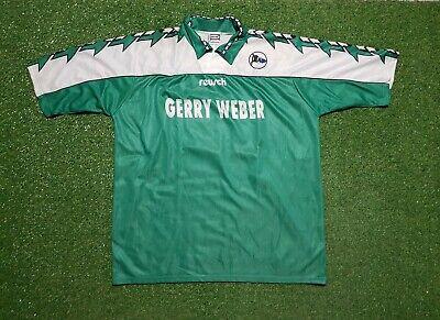 DSC Arminia Bielefeld Trikot XXL 1997 1998 Reusch Shirt Jersey Gerry Weber  image