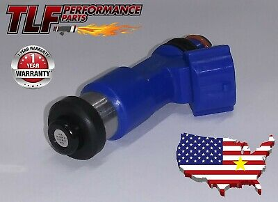 Flow Matched Set of TLF Performance Parts TLF-4410 Hi-Performance Fuel Injectors