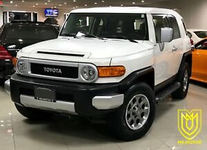 2013 Toyota FJ Cruiser NO ACCIDENT|SERVICED BY TOYOTA|LOW MILLAG
