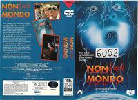 Non Di Questo Mondo (1991) Vhs Ex Noleggio Horror -  - ebay.it