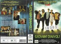 Giovani Diavoli (1999) Vhs Ex Noleggio -  - ebay.it