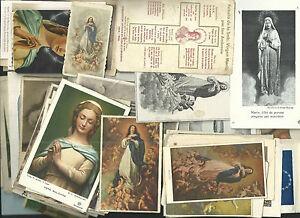 100-Estampas-antiguas-Virgen-Inmaculada-andachtsbild-santino-holy-card-santini