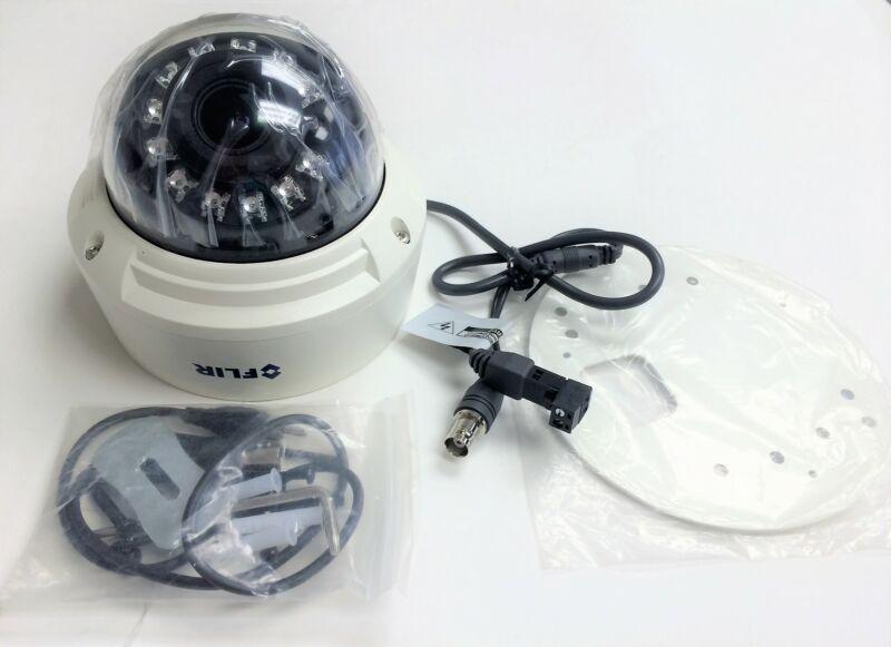 FLIR Digimerge DPV24TLXR 700TVL Smart IR Arctic Vandal Dome, 2.8-12mm