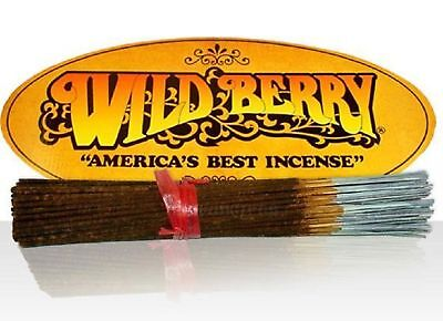 King Cake 100pc Wild Berry Incense Bundle Wild Berry Incense Bundle