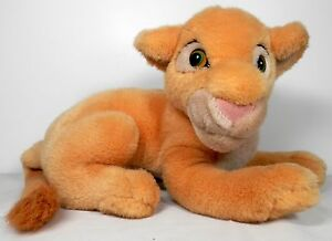 Lion-King-Nala-Plush-12-inch-Stuffed-Animal-Disney-Disneyland-Lying-Down