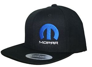 Mopar hat cap flat bill snapback Dodge Hemi srt RT