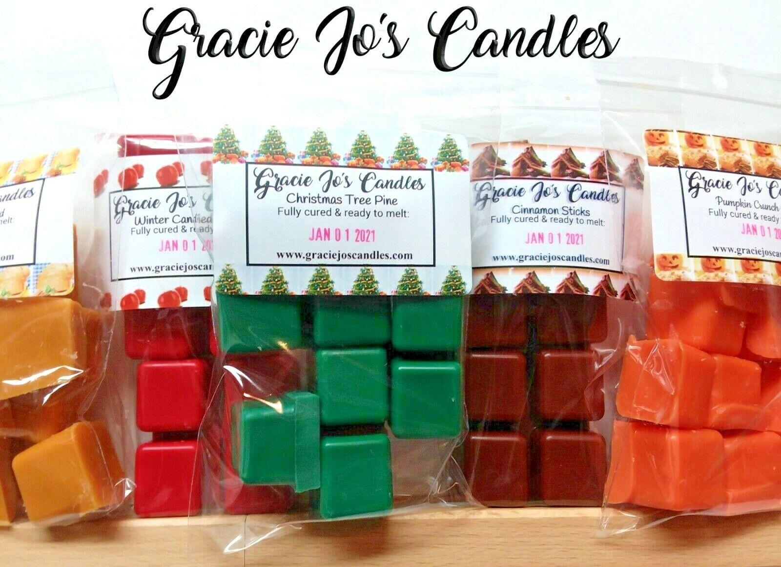 Wax Melt Tarts Bundle Candles Chunks Home Scent Fragrance PI