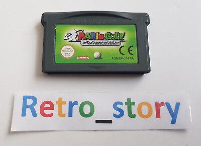 Nintendo Game Boy Advance GBA - Mario Golf Advance Tour - PAL - FRA usato  Spedire a Italy