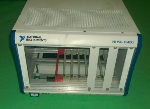 National Instruments 191043E-01 NI PXI-1042Q PXI 8-Slot Chassis (#3303)