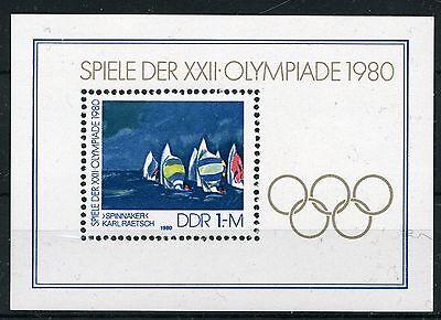 DDR Block 60** Olympiade 1980