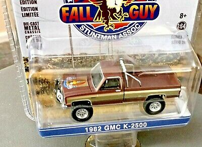 GREENLIGHT 2020 HOLLYWOOD SERIES 26, 1982 GMC K-2500. FALL -