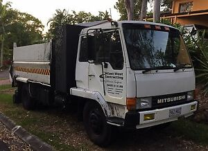 Bitumen spray seal tipper 2 in 1 truck Coolum Beach Noosa Area Preview