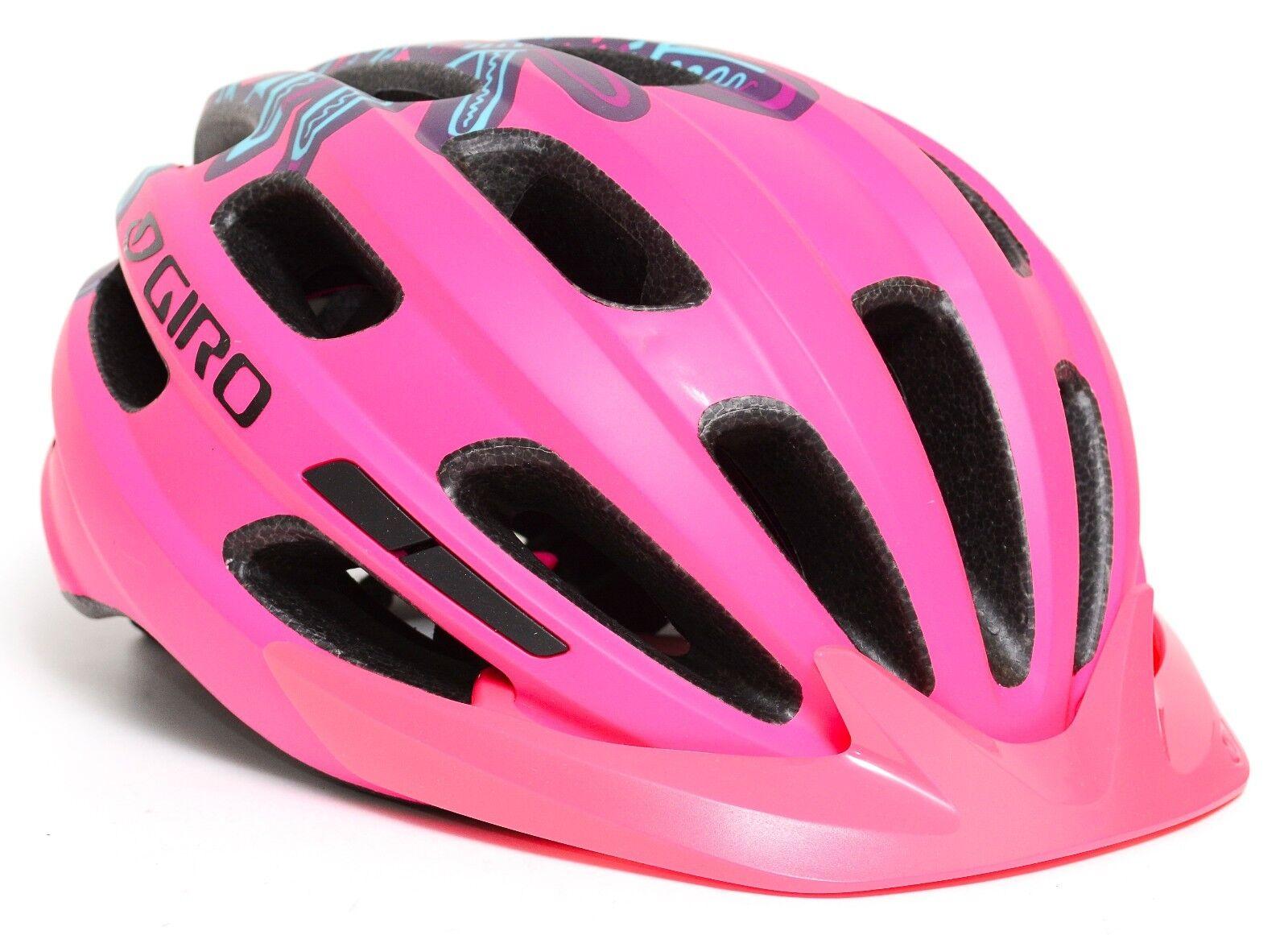 Giro Youth Hale Cycling Bike Helmet Universal Fit 50-57cm Vi