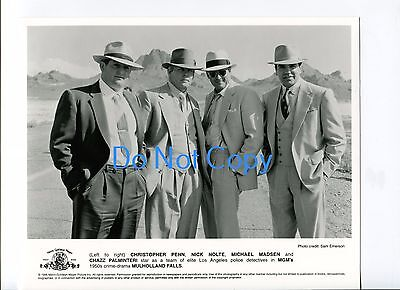 Chris Penn Nick Nolte Michael Madsen Chazz Palminteri Mulholland Falls Photo