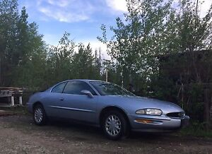 1995 Supercharged Buick Riviera