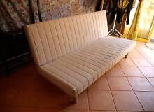 Sofa Bed (Convertible, IKEA) Plumpton Blacktown Area Preview