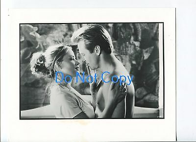 Elisabeth Shue Val Kilmer The Saint Original Glossy Press Movie Photo