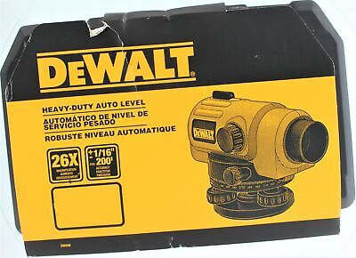 Dewalt Heavy Duty Auto Level