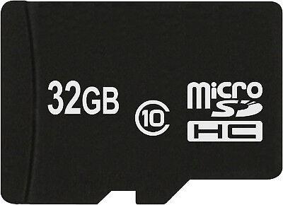 32 GB MicroSD UHS-1 Speicherkarte für Samsung Galaxy Tab A 2016, 10.1, LTE