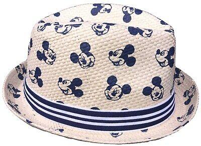 Mickey Maus Disney Sommerhut Strohhut Havanna Hut Sonnenschutz Schule Gr.52 blau online kaufen