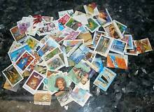 Stamps. 100 different Australia used postage stamps. Beaumaris Bayside Area Preview