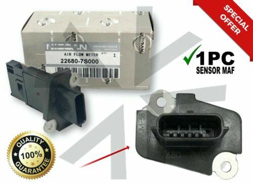 Fits For Nissan Altima MASS AIR FLOW METER SENSOR MAF 22680-7S000 🔥  .