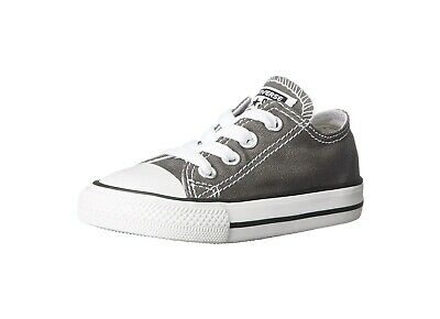 Converse For Toddler (Converse All Star Chuck Taylor Infant Toddler Shoes for Boys Charcoal)