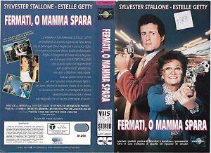 FERMATI-O-MAMMA-SPARA-1992-vhs-ex-noleggio