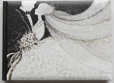 Lang Wedding Day Guest Book ~ Artwork by Susan Winget   **FREE SHIPPING**   (Wedding Book)