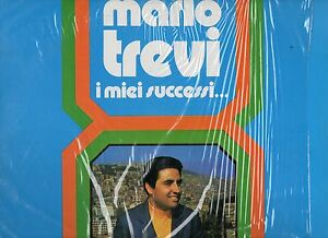 MARIO-TREVI-disco-LP-33-giri-I-MIEI-SUCCESSI-made-in-ITALY-stampa-ITALIANA