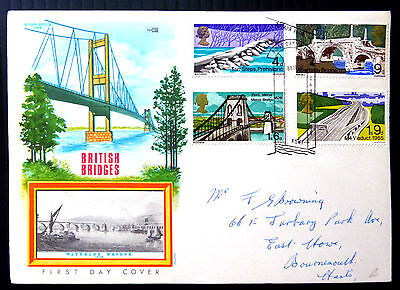 GB 1968 BRIDGES WITH