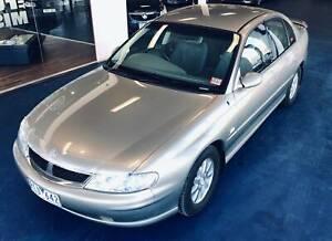 2002 Holden VX Berlina V8 5.7 Series II Sedan Auto - Genuine 24,000km Hoppers Crossing Wyndham Area Preview