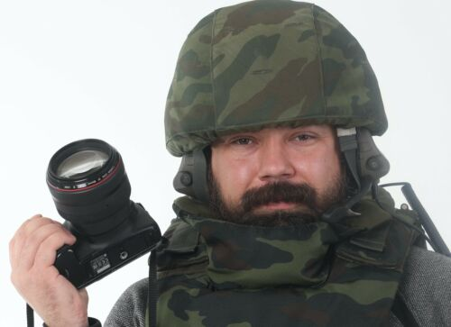 Russian army 6М2-1 headset, compatible with Kenwood and Baofeng radios