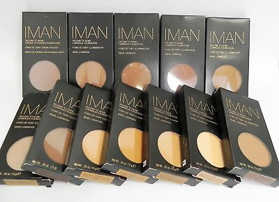IMAN Second To None Luminous Foundation 0.35 oz - All Shade