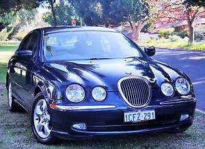 2000 Jaguar S-Type SE Auto,Top of the Range done 121000 km only . Carlisle Victoria Park Area Preview