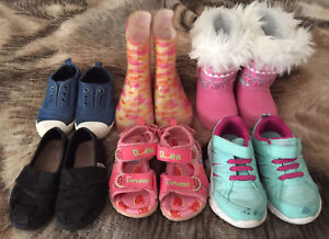 Toddler Girl Shoes & Boots