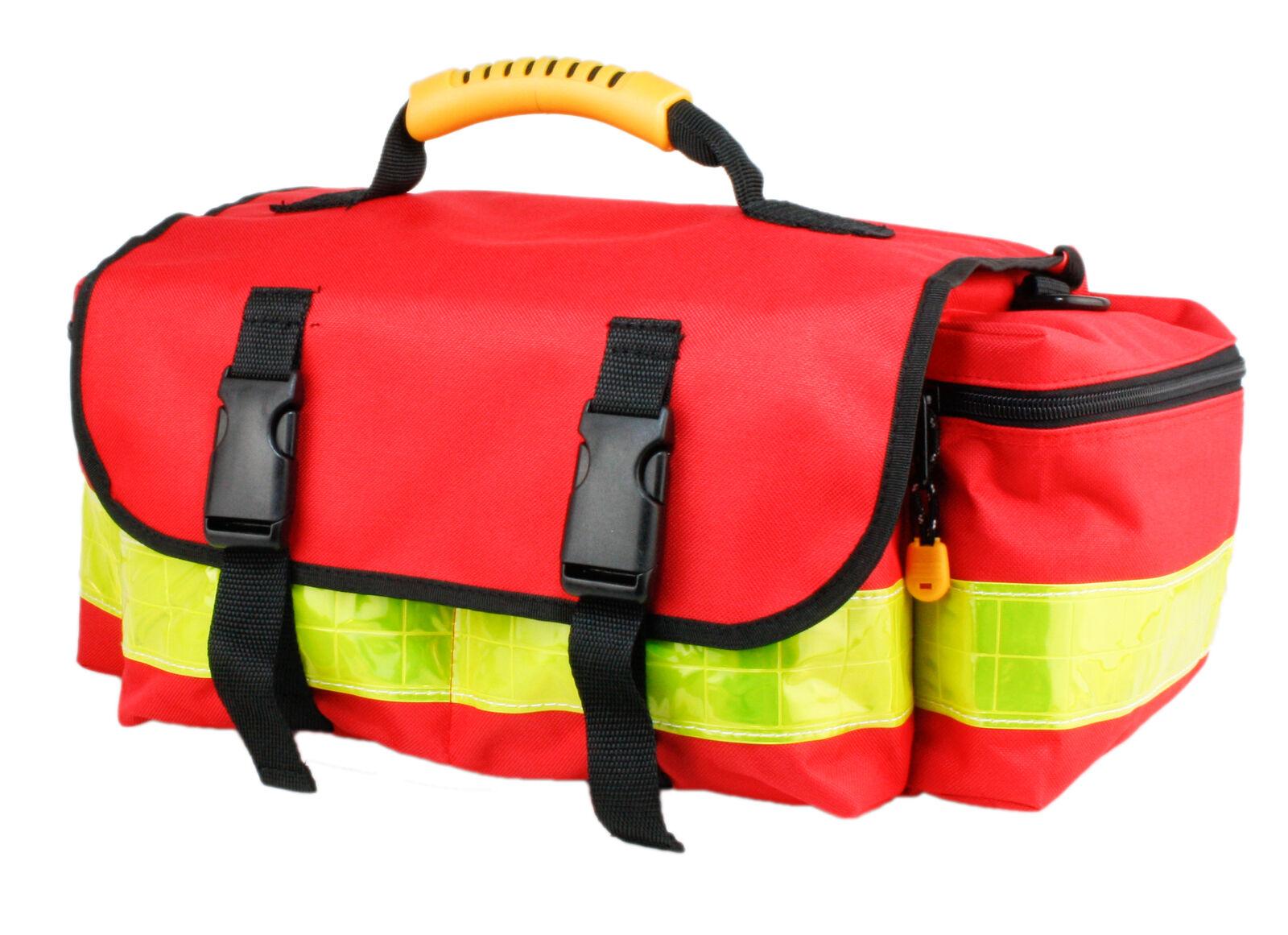 DOCbag Notfalltasche S Polyester Rot Arzt-Tasche First Responder Erste Hilfe