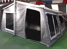 New Light Off Road Camper Trailer with Enclosed Front Annexe Dandenong South Greater Dandenong Preview