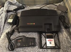 TURBOGRAFX 16 RARE RETRO GAME CONSOLE