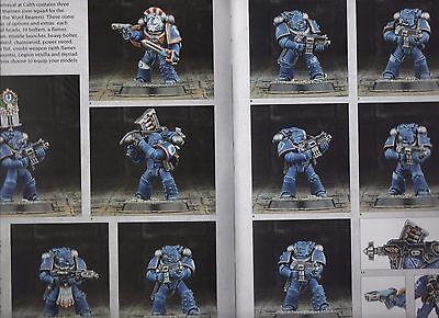 Warhammer 40k  Mk. IV Tactical Squad (10 Models) Betrayal at Calth Horus Heresy