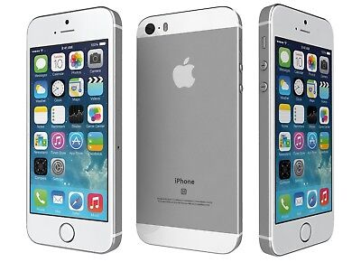 New Apple iPhone SE - 16GB - Silver GSM Unlocked for ATT and T-Mobile ](iphone se new unlocked)