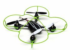Cobra RC Toys UFO Quad Copter 4 Channel 2.4GHz with Protective Frame