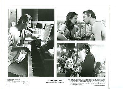 Justine Bateman Liam Neeson Satisfaction Original Movie Still Press Photo
